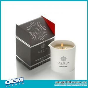 Tahiti SM Massage Candle