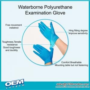 Examination Polyurethane Gloves